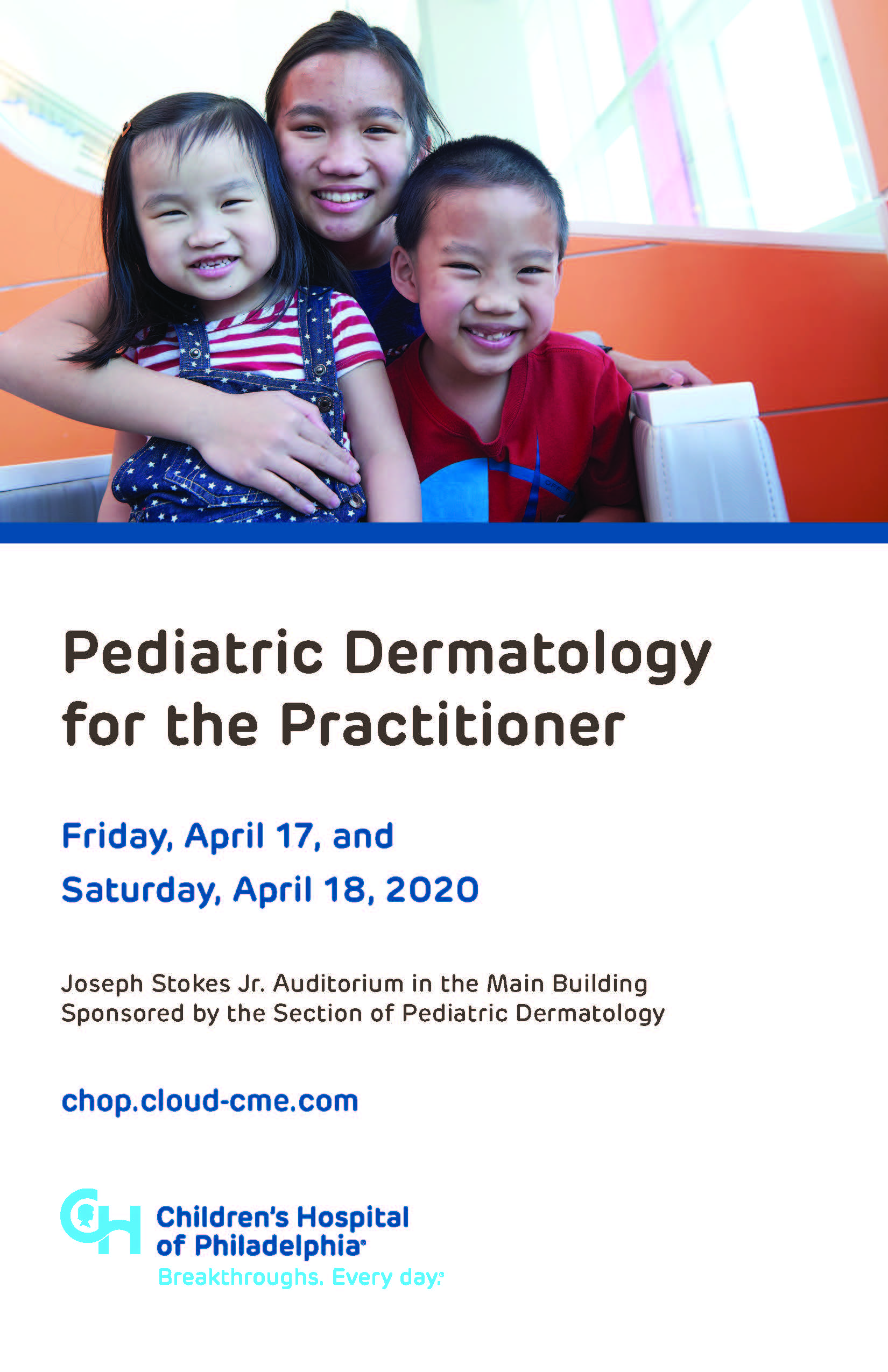 Pediatric Dermatology for the Practitioner Banner